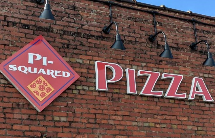 On Site - Pi-Squared Pizza